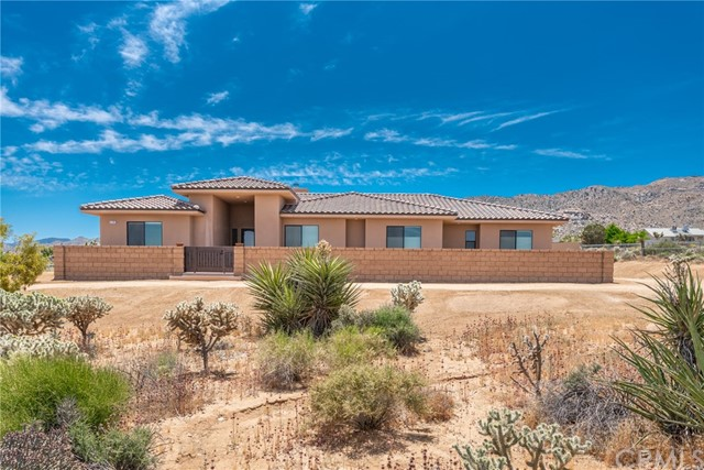 61295 pueblo trail, Joshua Tree, CA 92252