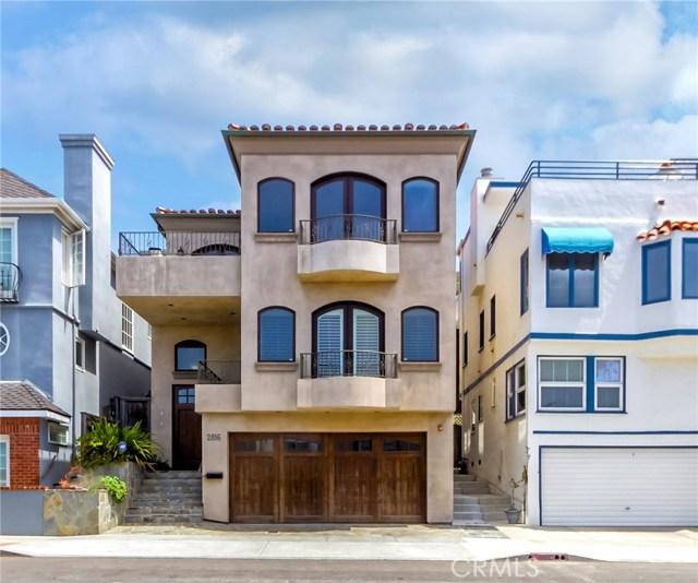 2816 Manhattan Avenue, Manhattan Beach, California 90266, 3 Bedrooms Bedrooms, ,3 BathroomsBathrooms,For Rent,Manhattan,PV18087185