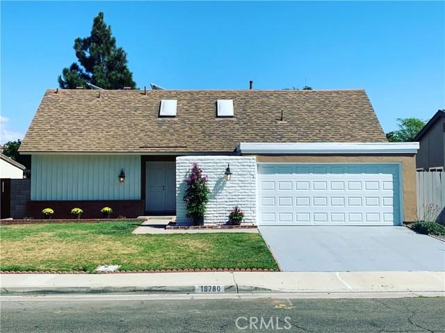 18780 Cordata Street, Fountain Valley, CA 92708