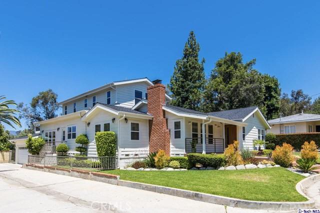 1633 Orange Tree Lane, La Canada Flintridge, CA 91011