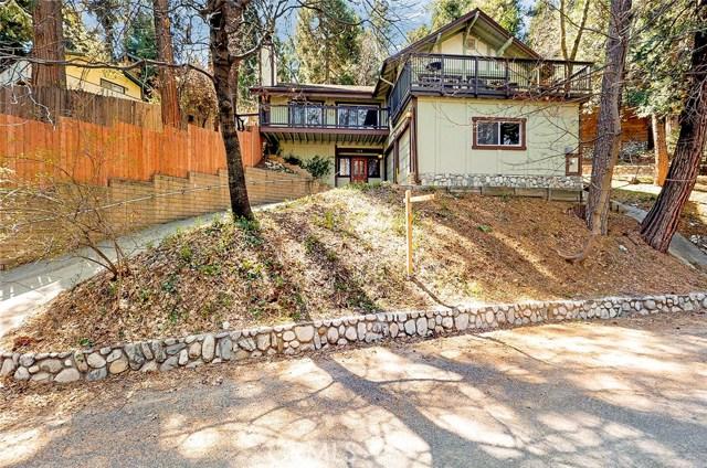 763 Bergschrund Drive, Crestline, CA 92325