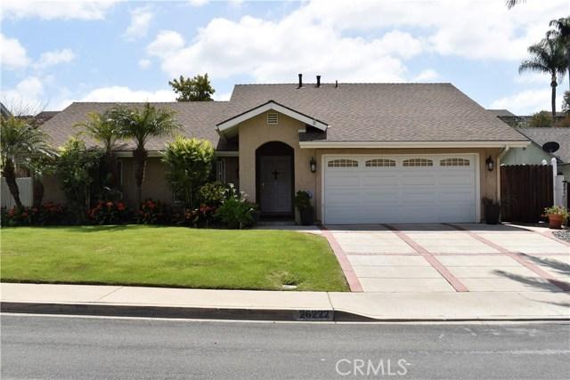 26222 Avenida Bonachon, Mission Viejo, CA 92691