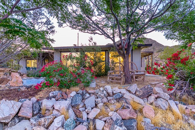 53038 Red Wheel Drive, Morongo Valley, CA 92256