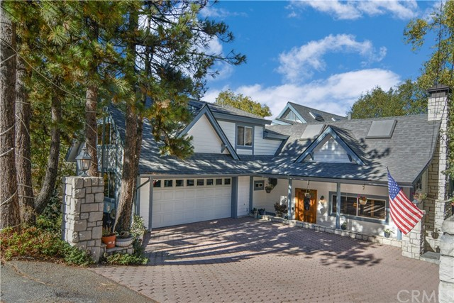 995 Tirol Lane, Lake Arrowhead, CA 92352