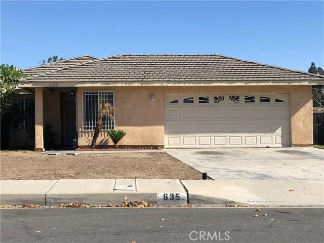 635 S Aspen Avenue, Bloomington, CA 92316
