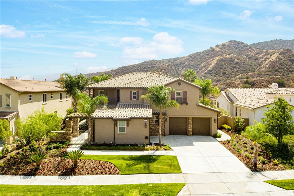 Photo of 8363 Sunset Rose Drive, Corona, CA 92883