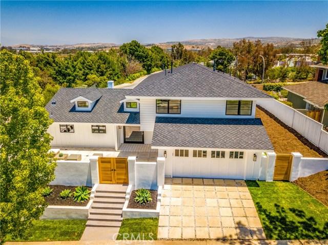 2854 Alta Vista Drive, Newport Beach, CA 92660