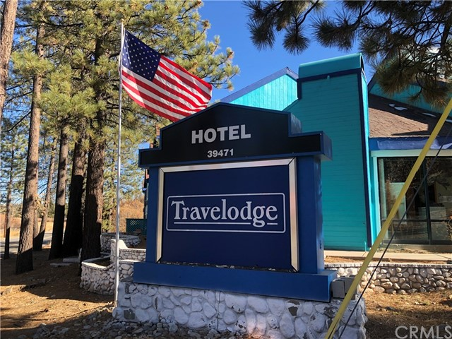 Thriving Business in the Heart of Big Bear. This opportunity wont last. Just Minutes away from Big Bear Lake. This Hotel has been upgraded with over $500,000 in Remodeling and New Furniture. During the winter the rooms are booked out for the Ski Resorts. During the Summer they are booked for the Beautiful Lake. The Land and the Hotel are being sold together. This is a Wonderful Business Opportunity.
