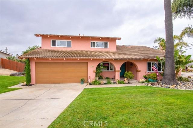895 Blake Street, Santa Maria, CA 93455