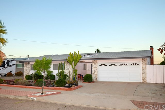 8024 Rancho Fanita Drive, Santee, CA 92071
