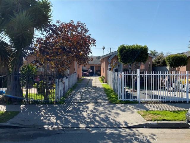 624 W 80th Street, Los Angeles, CA 90044