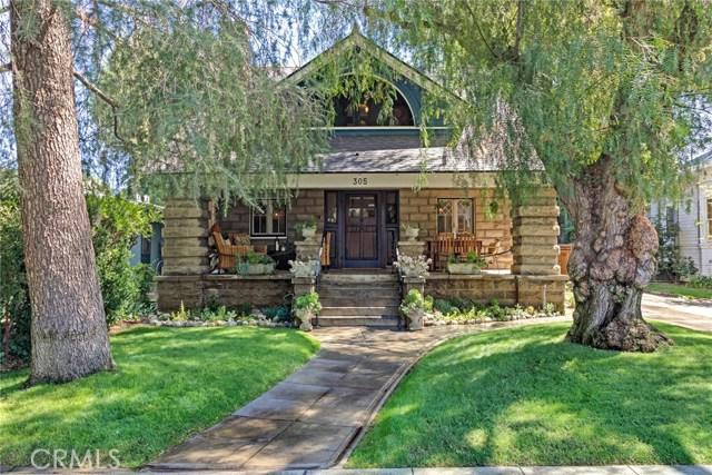 305 Myrtle Street, Redlands, CA 92373