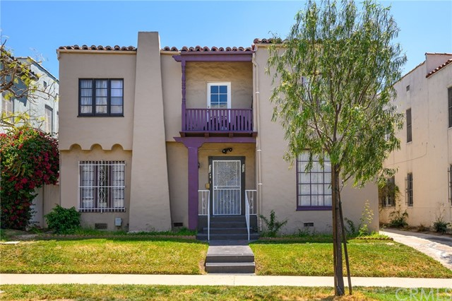 928 S Orange Grove Avenue, Los Angeles, CA 90036