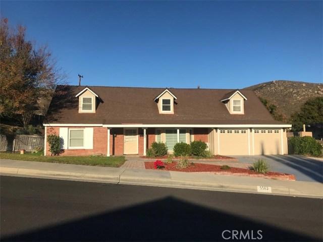 5563 Wentworth Drive, Riverside, CA 92505