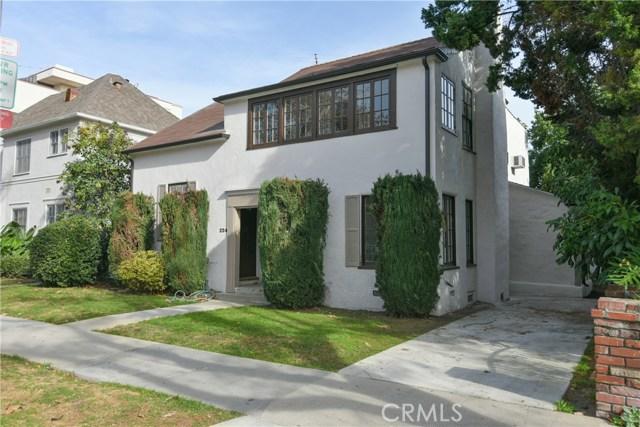 226 S Rexford Drive, Beverly Hills, CA 90212
