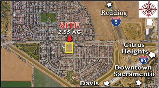 0 San Juan Road, Sacramento, CA 95833