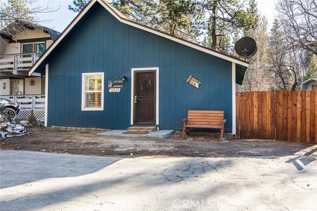 32889 Chipmunk Lane, Running Springs, CA 92382
