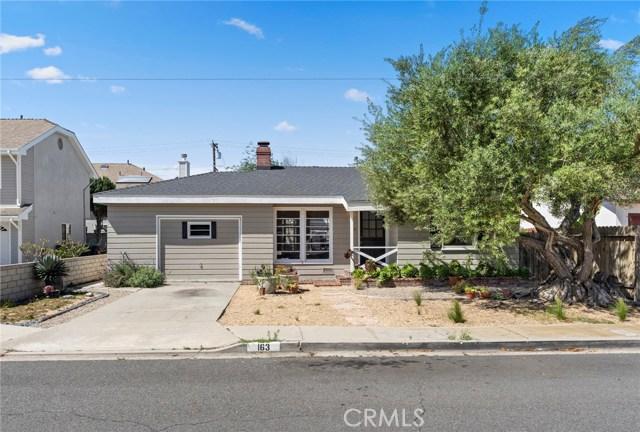 163 Magnolia Street, Costa Mesa, CA 92627