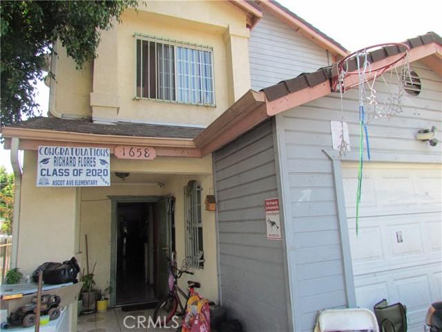 1658 E Vernon Avenue Los Angeles, CA 90011