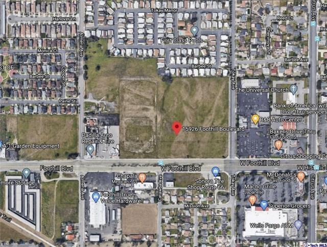 15926 Foothill Boulevard, Fontana, CA 92335