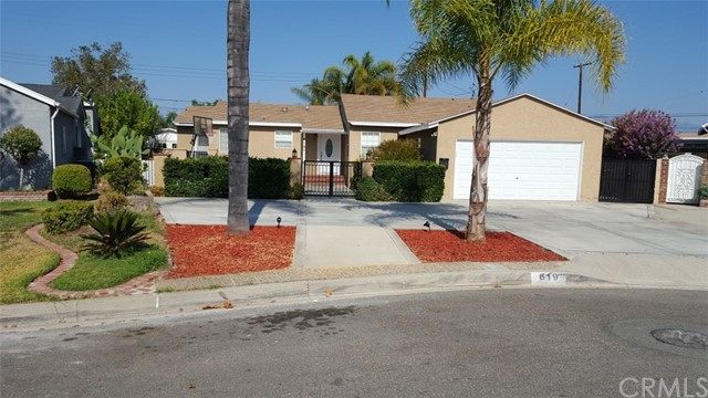 619 hollow N, West Covina, CA 91790