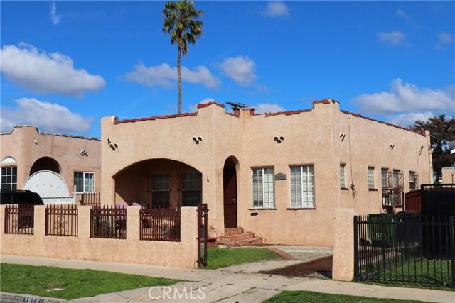 1435 W 91st Street, Los Angeles, CA 90047