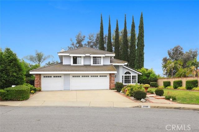 21138  Valleyview Drive, Walnut, California