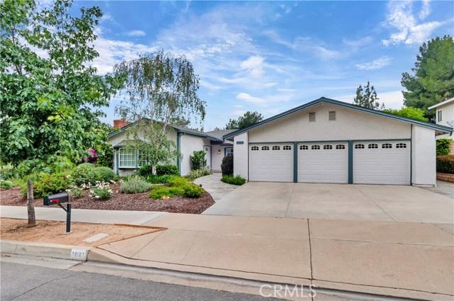 1841 Shenandoah Drive, Claremont, CA 91711