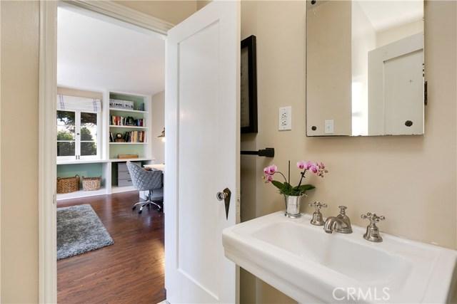 Second Bathroom and adjacent Bedroom