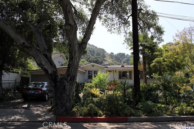 1516 Hillside Drive, Glendale, CA 91208