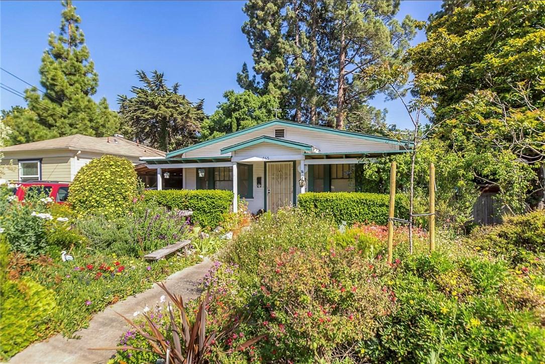 765 Lincoln Street, San Luis Obispo, CA 93405