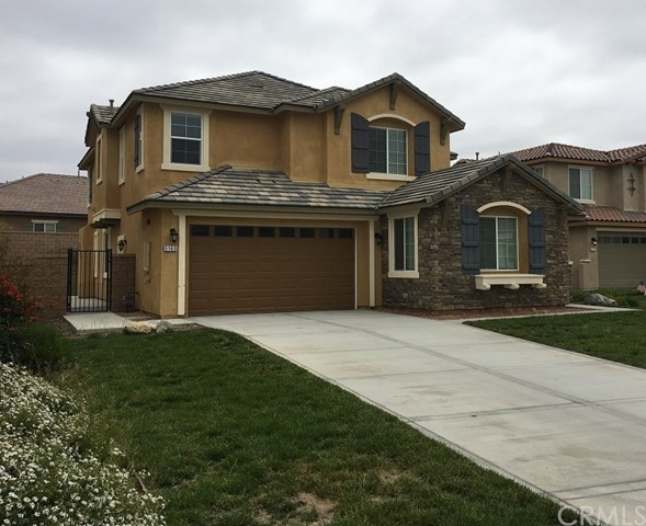 Recently available 6-bedroom, 4 bathrooms with a 2-car attached garage home in the city of Rancho Cucamonga. The upgraded kitchen features a kitchen island, plenty of countertops spaces, ample cabinet spaces, and full set of kitchen appliances. Other features include an inside laundry room with cabinets and a sink. Central air and heating. This community is great with lots of close by parks and schools. Multiple shopping centers and popular restaurants. You are just going to love living here.