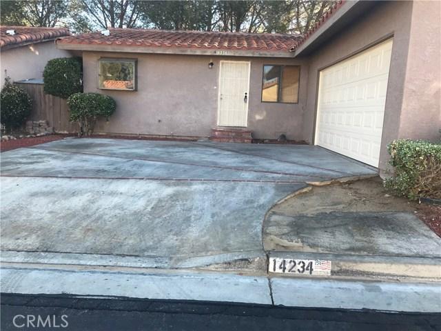 14234 Winchester Drive, Mojave, CA 93501