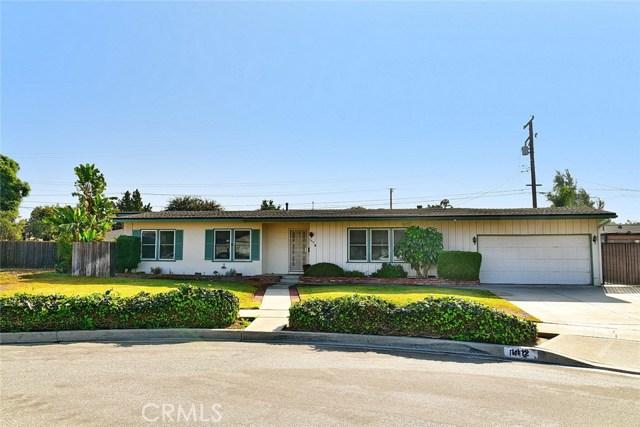 1412 S Sandia Avenue, West Covina, CA 91790