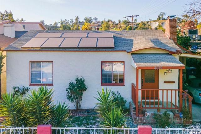 4815 Ellenwood Drive, Eagle Rock, CA 90041