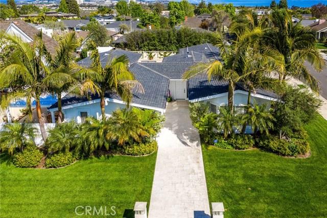 1100 Essex Lane | Westcliff East (WCDE) | Newport Beach CA