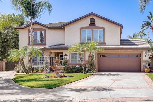 Photo of 2572 Fairglen Place, Corona, CA 92881