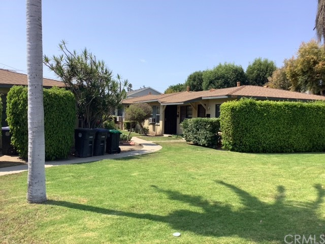 Location, Location, Location.  Located on Newport Blvd in the city of  Tustin, this conveniently located 6 unit multi family building is calling your name.  Comprised of 2 buildings with a common walkway, there are six spacious 1 bedroom units, 6 detached garages and ample parking in the back.  Laundry facility is on site.  Upgraded electrical (2019) and repiped (2015) Easy access to the 5 and 55 freways  Close to shopping, restaurants, churches and schools.
