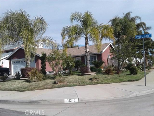 15340 Witczak Court, Moreno Valley, CA 92551