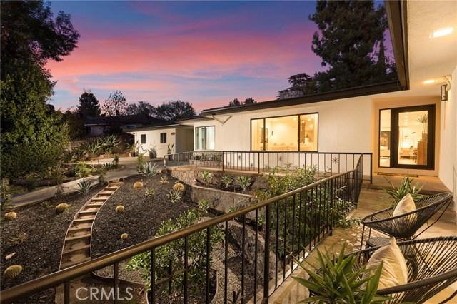 1520 S Oak Knoll Avenue, Pasadena, CA 91106