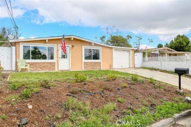 9850 Arapaho Street, Spring Valley, CA 91977