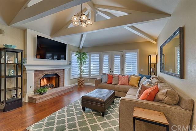 One of Gated Anaheim Hills Homes for Sale at 930 S Rim Crest Dr. Drive