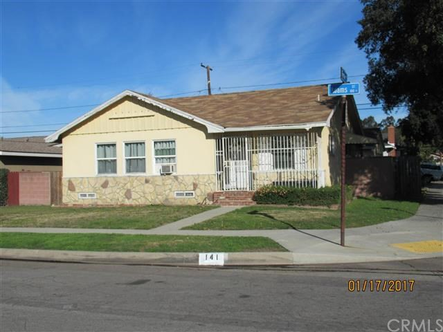 141 W Adams Street, Long Beach, CA 90805