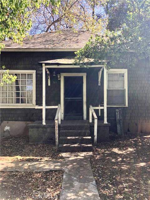 745 W 4th Avenue, Chico, CA 95926