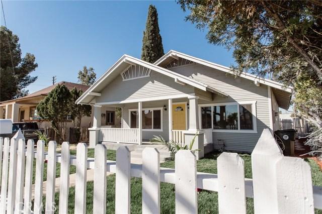 124 N J Street, San Bernardino, CA 92410