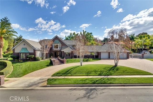 1511 Cascante Court, Redlands, CA 92373