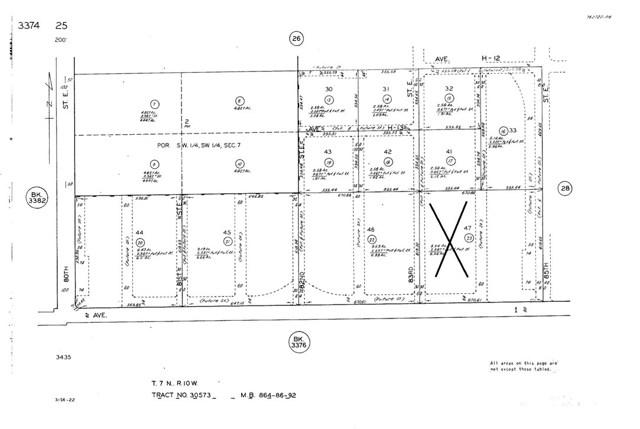 0 E Ave I Street E, Roosevelt, CA 93532
