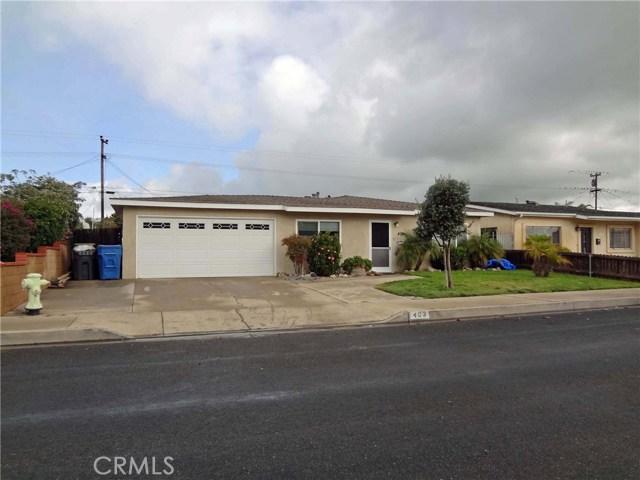 403 W Taft Street, Santa Maria, CA 93458