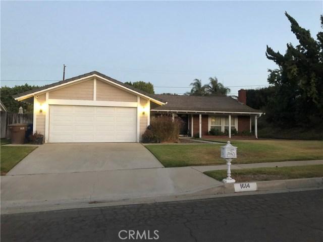 1614 Adalia Avenue, Hacienda Heights, CA 91745