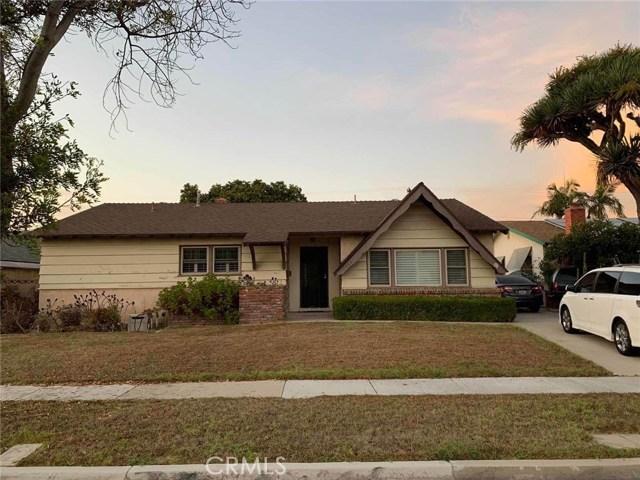 1663 W Buena Vista Avenue, Anaheim, CA 92802